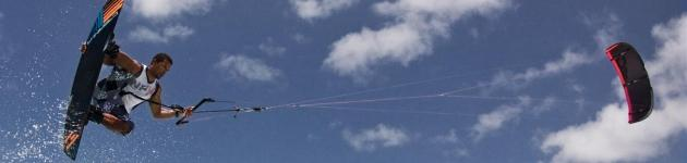 Kitesurflessen kinderen Kitesurfles Scheveningen - Kitesurfen cursus