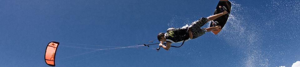 Uitjes Kitesurfles Scheveningen - Kitesurfen cursus