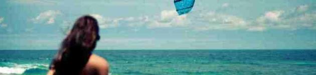 Introductie kitesurfles Kitesurfles Scheveningen - Kitesurfen cursus