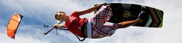 Kitesurfwedstrijden Kitesurfles Scheveningen - Kitesurfen cursus