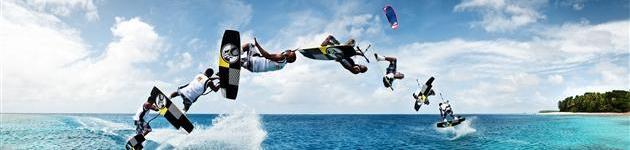 Kitesurfen Zuid Holland Kitesurfles Scheveningen - Kitesurfen cursus