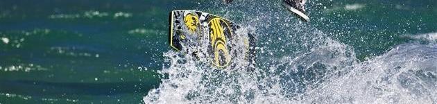Optuigen en werking kitesurfkite of vlieger Kitesurfles Scheveningen - Kitesurfen cursus